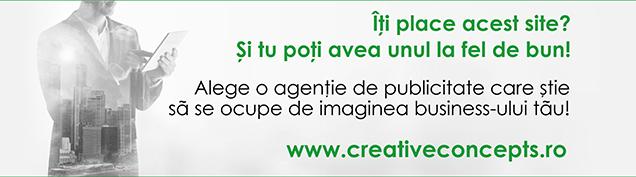 Agentie de Publicitate Constanta - Creative Concepts Advertising